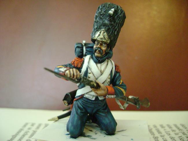 la vielle garde à waterloo - Page 2 Grenadier31