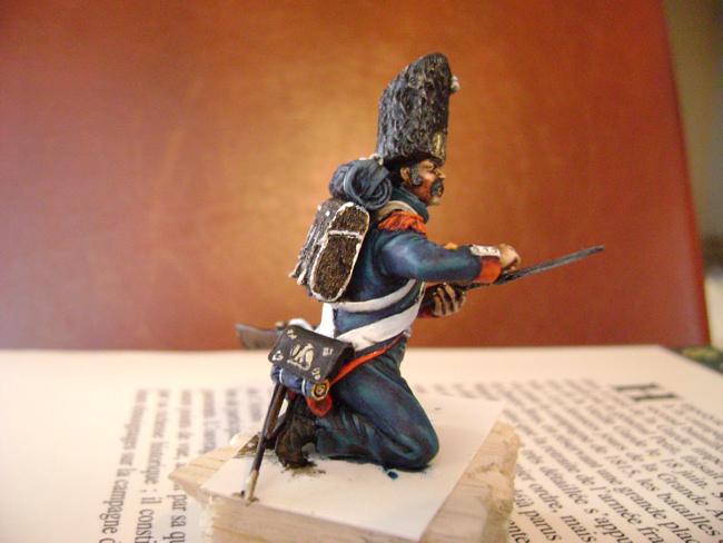 la vielle garde à waterloo - Page 2 Grenadier41